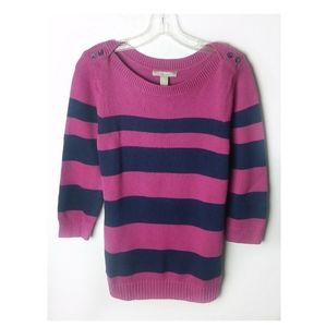 New Banana Republic women's medium pink sweater